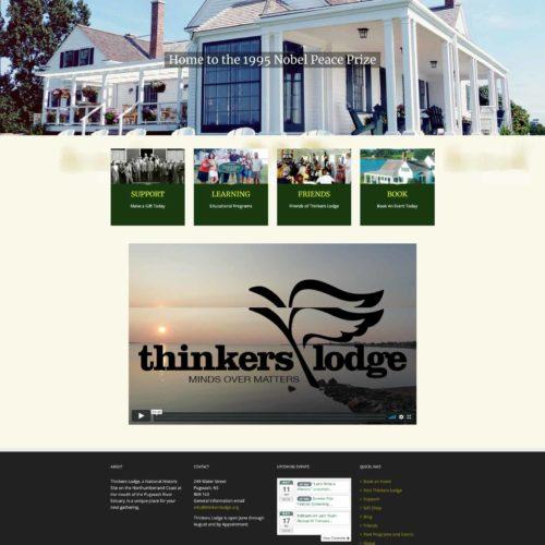 Thinkers Lodge